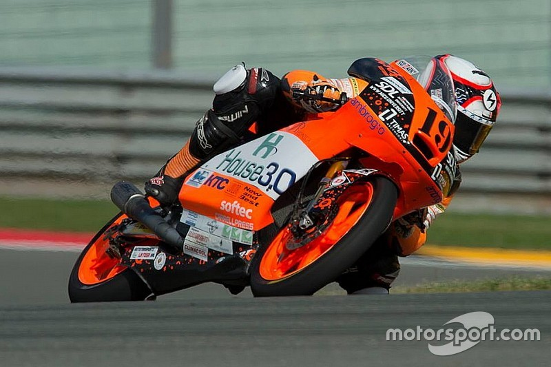 """Tonucci: """"Ora ho un buon feeling con la moto"""""""