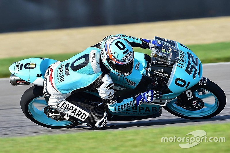 Moto3 points leader Kent in talks to step up to MotoGP