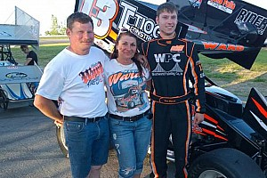 NASCAR Cup Breaking news Kevin Ward Jr's parents speak publicly for first time