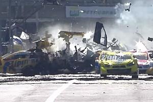 Stock Car Brasil Noticias de última hora Camilo regresará a la acción tras su accidente -Video