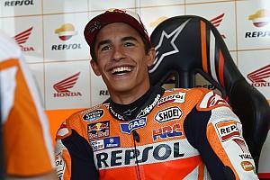 MotoGP Résumé de qualifications Márquez -