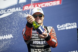 Global Rallycross Reporte de la carrera Nelson Piquet Jr. suma primer triunfo en Global Rallycross