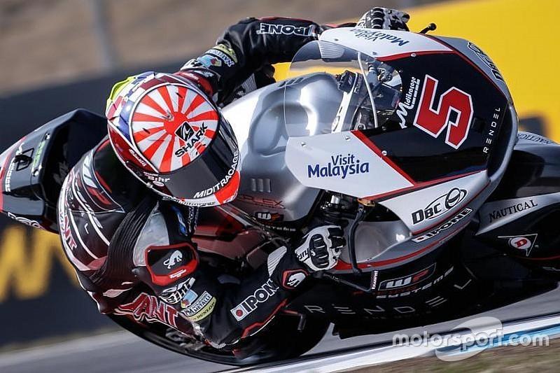 Zarco logra su cuarta victoria en Moto2