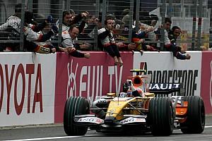 Formula 1 Breaking news Renault deal would resurrect top form - Lotus