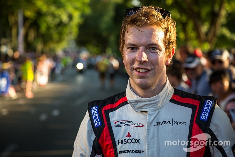 Turvey set for NEXTEV Formula E deal