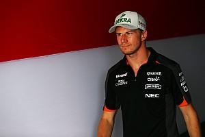 Formule 1 Actualités ROC - Hülkenberg fera équipe avec Vettel à Londres