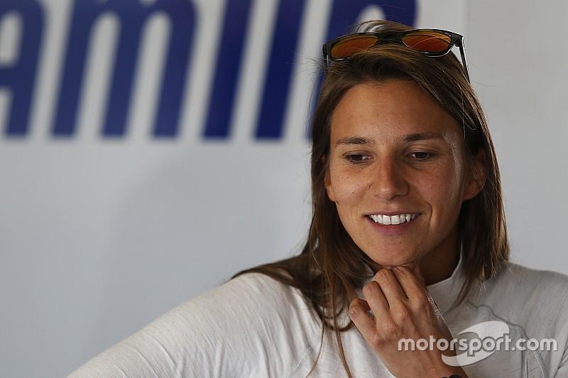 Simona de Silvestro à Bathurst pour un équipage 100% féminin