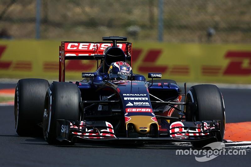 Verstappen et Sainz surmotivés après la Hongrie