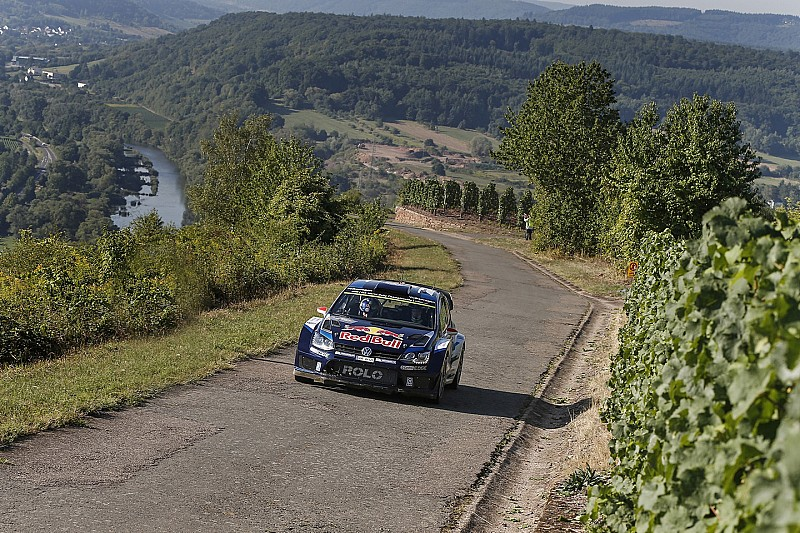 Germania, PS3: Latvala batte Ogier e si prende la vetta