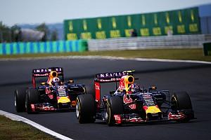F1 Noticias de última hora Red Bull podrá igualar a Ferrari con las mejoras de Renault, dice Ricciardo