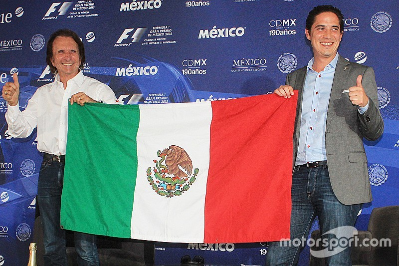 Interview - Le Mexique très actif pour placer ses pilotes comme titulaires