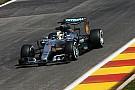 Spa, Qualifica 1: Hamilton in vetta, terzo Perez!