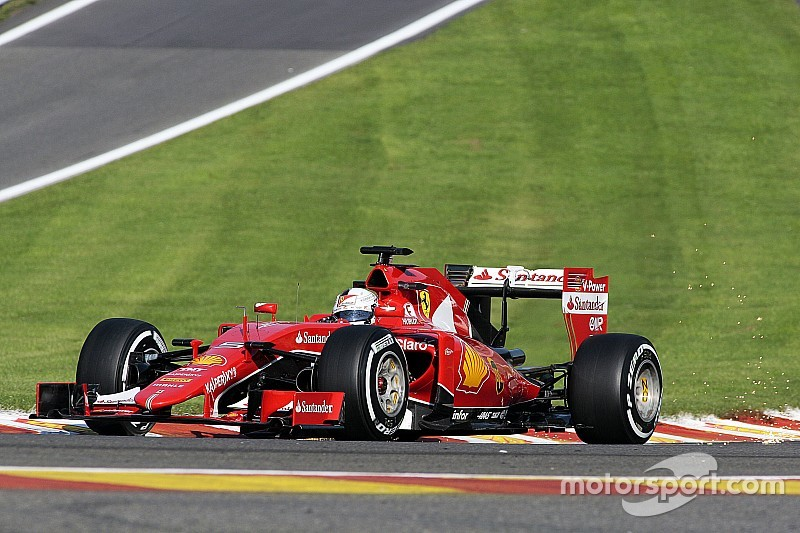 "Vettel ""surprised"" by lack of pace to qualify down in ninth"