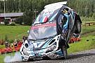 Quentin Giordano a podio nel WRC2 in Germania