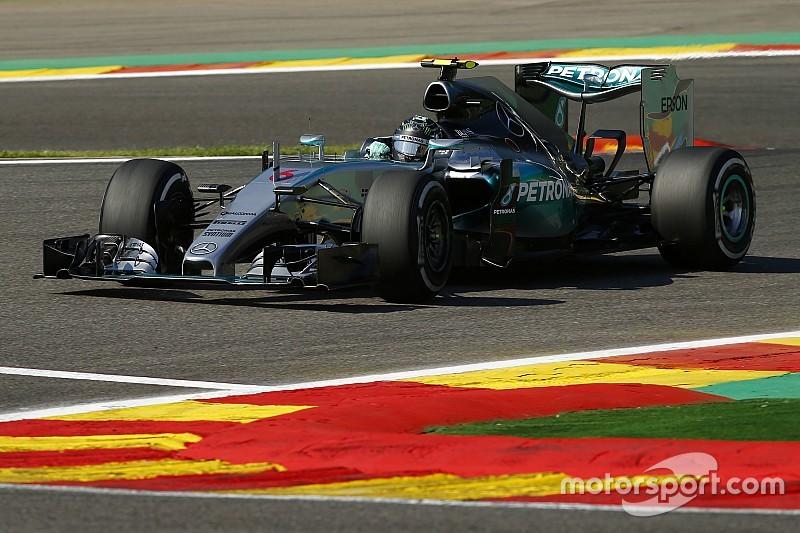 """Rosberg endossa coro de críticas à Pirelli: """"isso é inaceitável"""""""