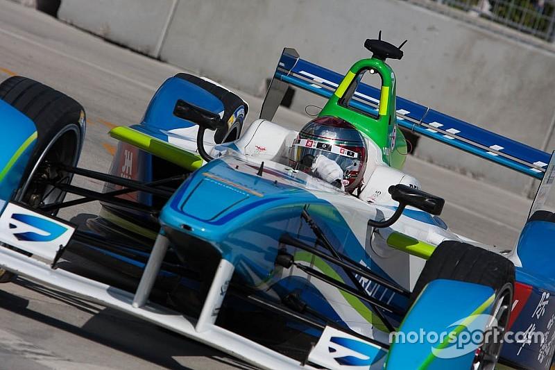 Объявлена дата этапа Формулы E в Лугано