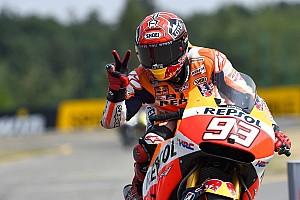 MotoGP Conferencia de prensa Márquez dice que el campeonato aún no está cerrado