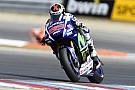 EL2 - Lorenzo reprend l'avantage, Rossi frôle l'avertissement