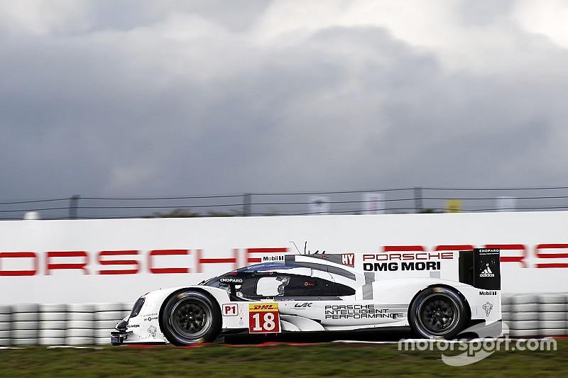 Дюма принес поул Porsche в Германии