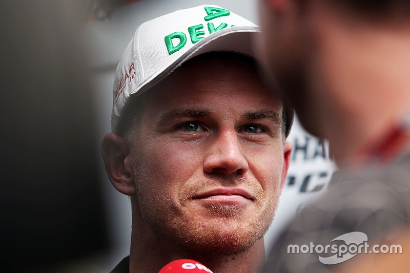 Hulkenberg se queda en Force India para 2016-17