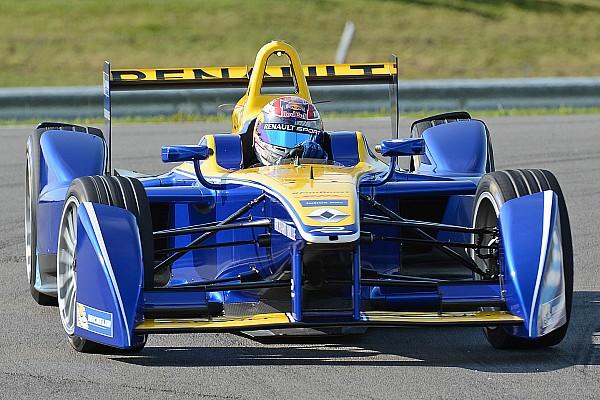 Quante marce per il powertrain Renault Z.E. 15?