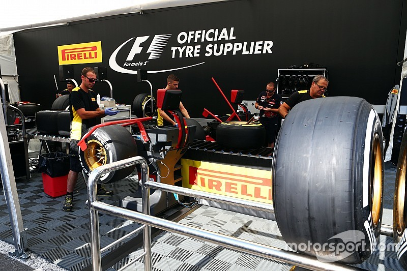 Pirelli finalising new guidelines as drivers express concern