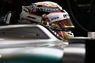 Hamilton inquiet de voir Mercedes motoriser Red Bull