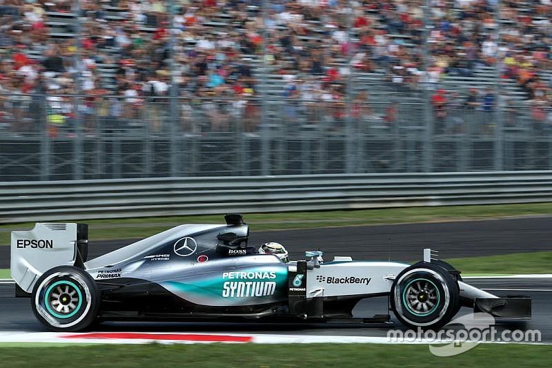В Mercedes удивлены своим преимуществом