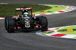Formule 1 Résumé de qualifications Grosjean n'est pas satisfait de sa 8e place