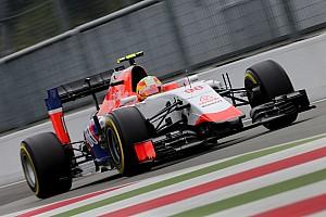 Формула 1 Пресс-релиз Штрафы помогли Manor