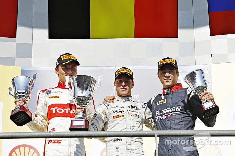 Evans batte Pic all'ultimo giro in gara 2 a Monza