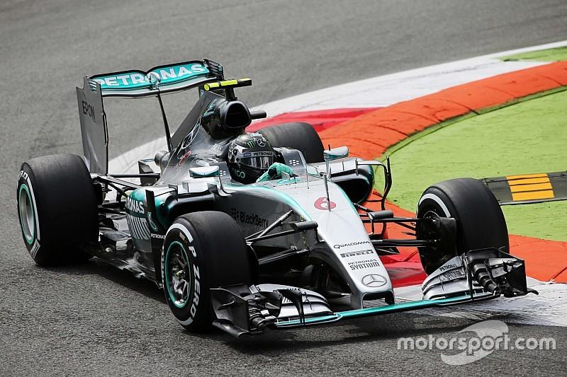 """Rosberg: """"Non poteva andare peggio"""""""