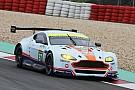 Adam al posto di Mucke sulla Aston Martin ad Austin