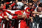 Arrivabene: Vettel ajudou na