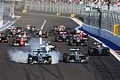 Pirelli proposera les pneus les plus tendres à Sotchi