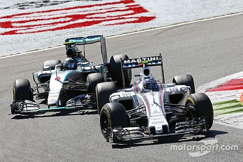 Mercedes customers await news on upgraded F1 engine