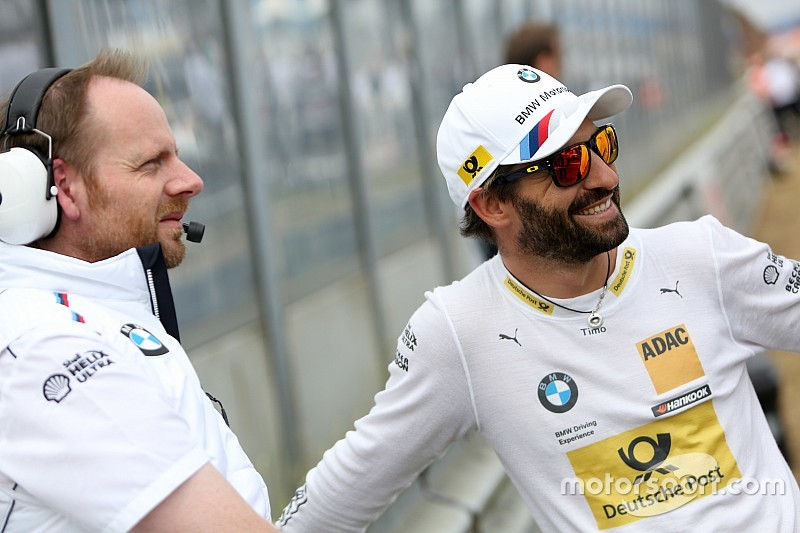 Timo Glock in pole e BMW domina le Qualifiche