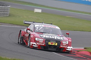 DTM Race report Tough day for Audi at Oschersleben