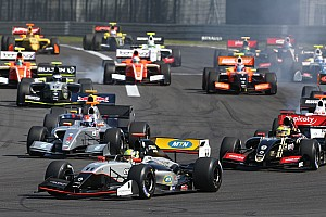 Formula V8 3.5 Résumé de course Pietro Fantin domine, Tio Ellinas s'impose!