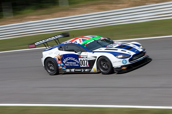 British GT Race report Outsiders Howard and Adam win 2015 British GT title for Aston Martin