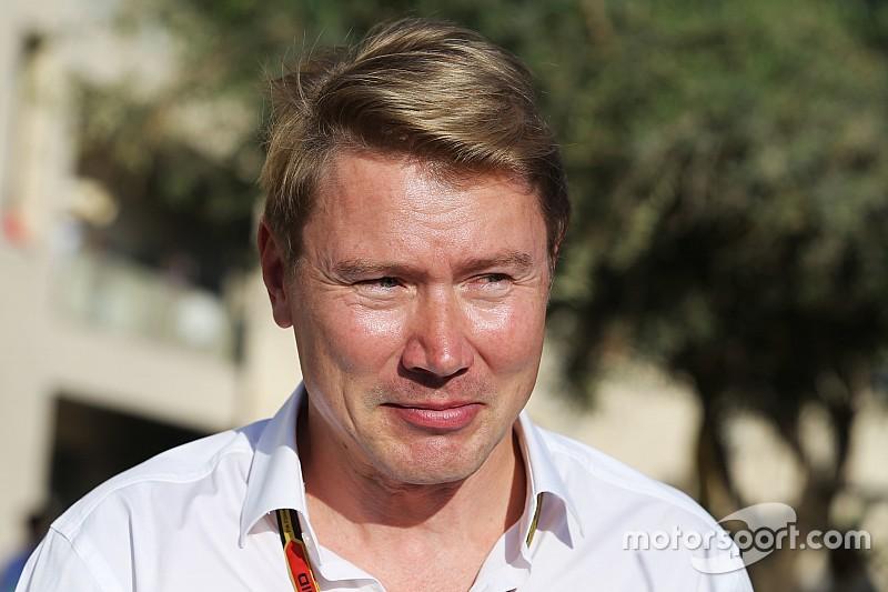 "Hakkinen: ""potencial de Bottas ainda será reconhecido"""