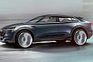 Audi e-tron Quattro concept - Le SUV électrique que tout le marché attendait