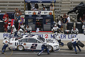 NASCAR Cup Breaking news Keselowski's team ramps up rear tire changer position for Chase