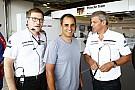 Juan Pablo Montoya proverà la 919 Hybrid