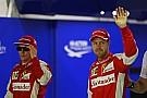 Vettel voló hacia la pole en Singapur