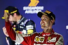 Vettel destaca dia