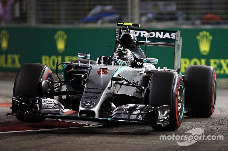 """Rosberg - """"C'est très inquiétant"""""""