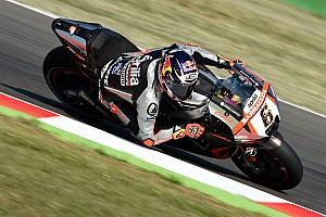 MotoGP Breaking news Bradl confirmed at Aprilia for 2016