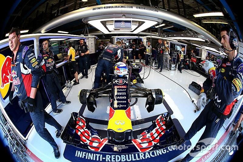 Red Bull menace encore -