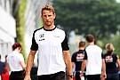 Button ne peut rien annoncer sur son avenir en F1